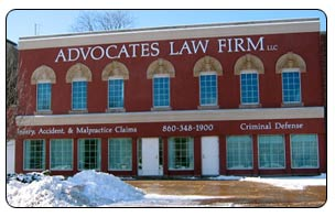 Advocates Law Firm building